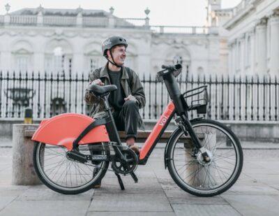 Voi Goes Multimodal, Introduces E-bikes to Market