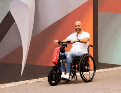 Voi Partners with Klaxon: Shared Micro-Mobility for Wheelchair Users
