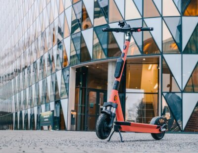 Voi Unveils the Voiager 4