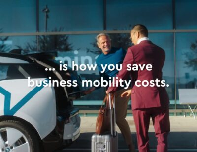 Car-Sharing for Business   SHARE NOW