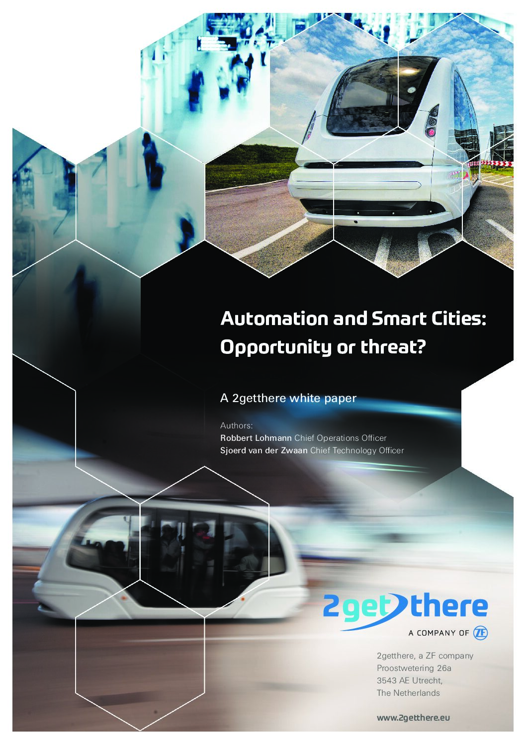 Automation and Smart Cities: Opportunity or Threat?