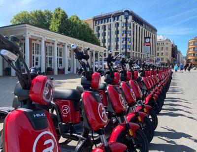 Case Study: RIDE E-bike Sharing