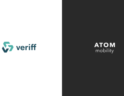 ATOM Mobility Partners with Veriff