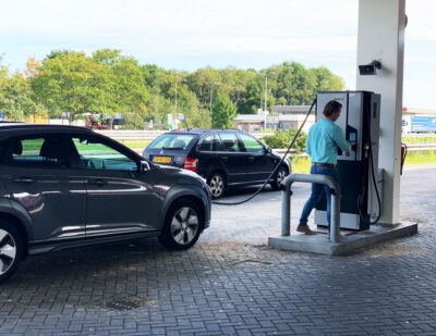 EVBox Group and TSG Partner for EV Charging Solutions across Europe
