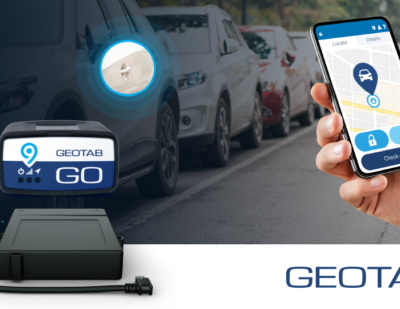 Geotab Delivers Keyless Solution for Car Sharing Fleets