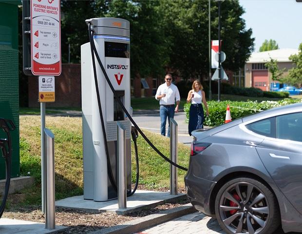 Britain's favourite EV rapid charging network