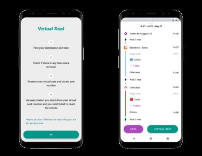 Iomob   Virtual Seat