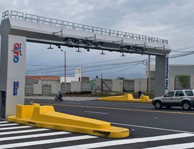 Kapsch TrafficCom | MLFF Quito