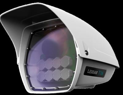 LeddarTech   Leddar T16 Traffic Sensor