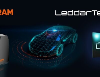 OSRAM Signs Supply and Commercial Agreement with LeddarTech