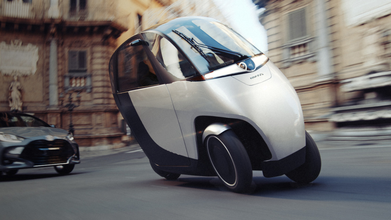 The future of urban mobility