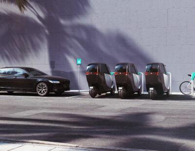 Nimbus | Stress-Free Parking