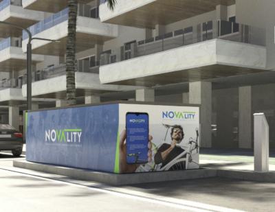 Novality   Up to 10 Vehicles