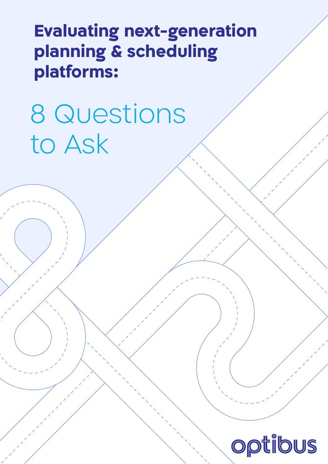 Evaluating Next-Generation Planning & Scheduling Platforms