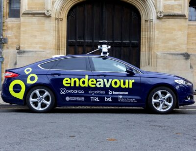 Project Endeavour: Multi-City Autonomous Vehicle Demonstration Begins