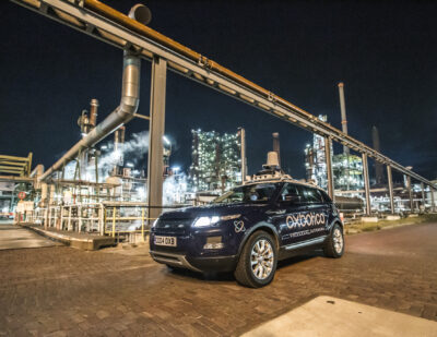 bp and Oxbotica Complete Autonomous Vehicle Trial at a Refinery