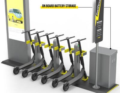 Swiftmile | Battery Storage