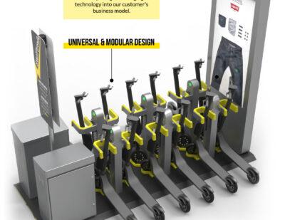 Swiftmile | Modular Design