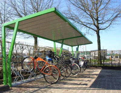 Turvec | Wave Cycle Shelter