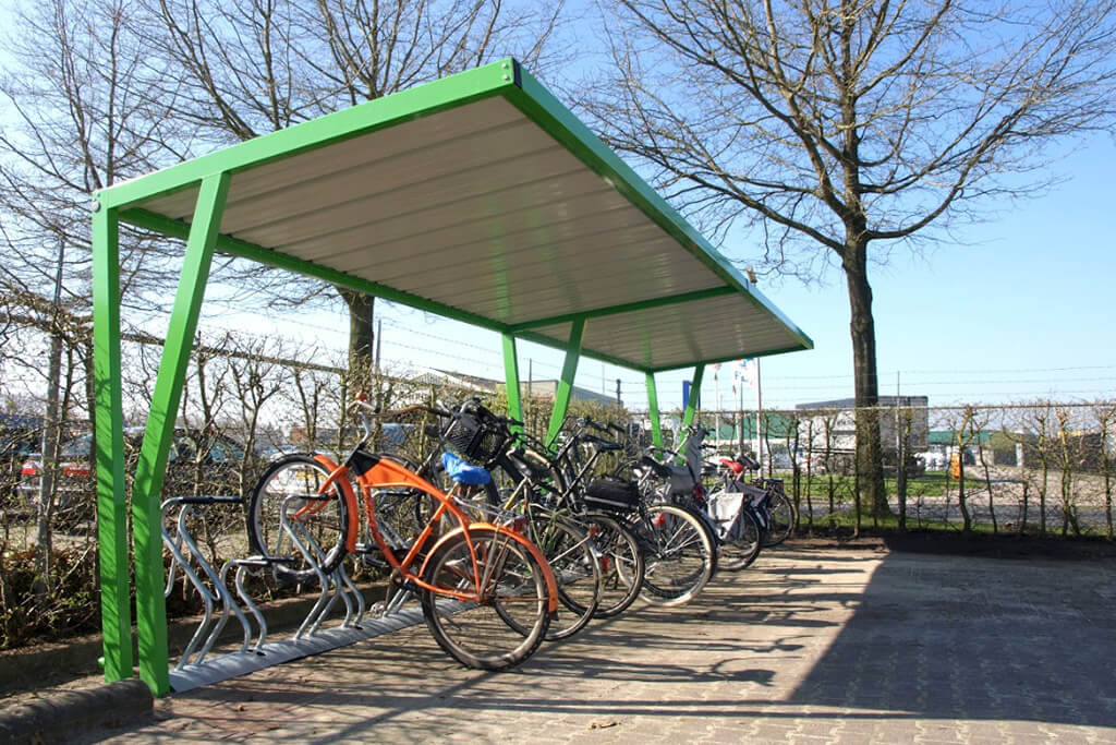Wave Cycle Shelter