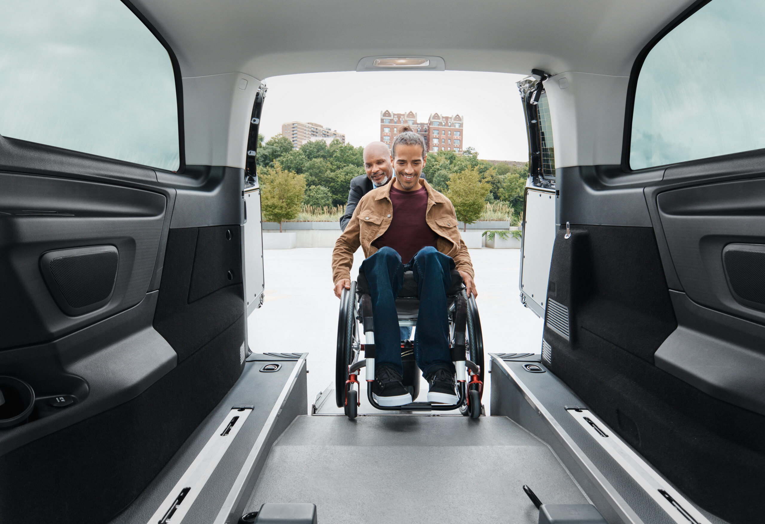 On-demand accessibility for all