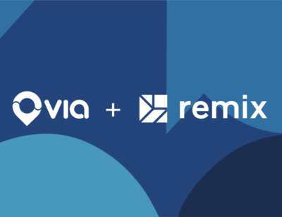 Via Acquires Remix for End-to-End TransitTech Solution