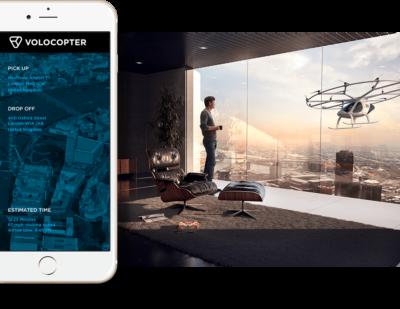Volocopter | App