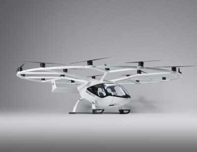 Volocopter: Campaign to Bring Electric Air Taxi Services to U.S. Cities