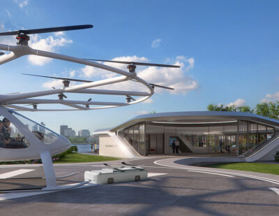 Volocopter | VoloPort