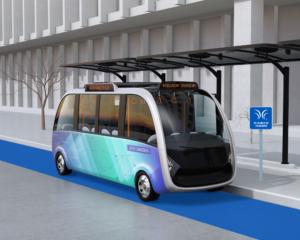 WiTricity   Urban Transit