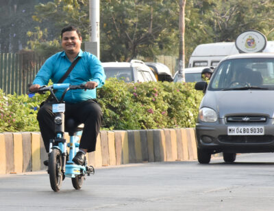 Future of EVs in India Is Not Cars but Shared Two-Wheelers