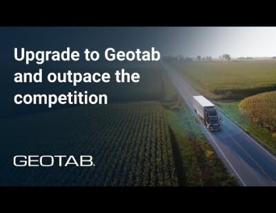 Upgrade to Geotab and Outpace the Competition