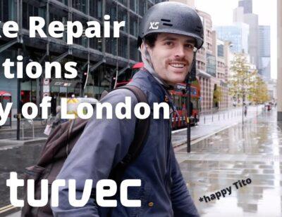 Bike Repair Stations in the City of London | Turvec