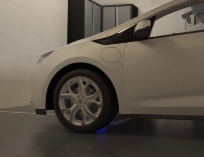 DRIVE – Electric Vehicle Wireless Charging Solutions