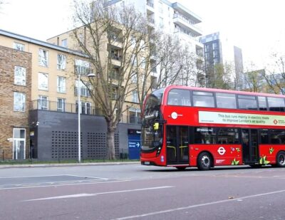 IPT Technology: Wireless Charging of Double-Decker Buses in London
