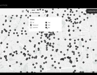 Mobility Analytics | Platform Demo