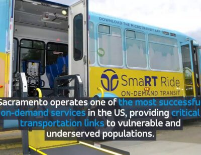 Transit in California is Going On-Demand