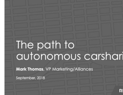 The Path to Autonomous Carsharing