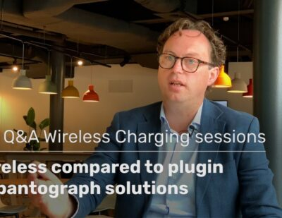 Wireless Compared to Plugin or Pantograph Charging Solutions