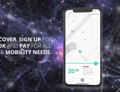 Iomob: Internet of Mobility Infrastructure Explained