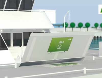 IPT® Wireless Charge Ship