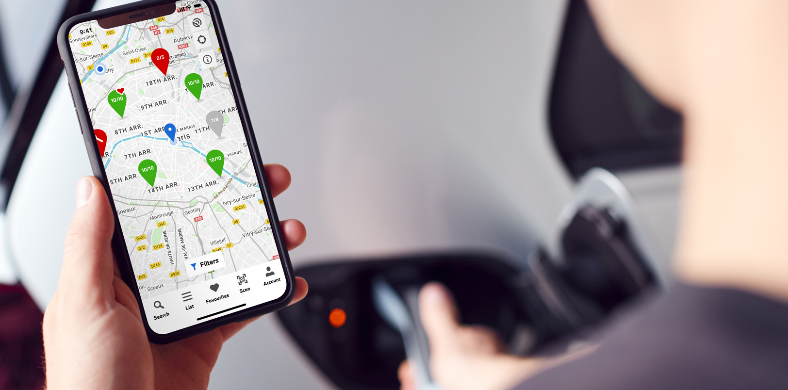 Providing access to the largest charging network in the world