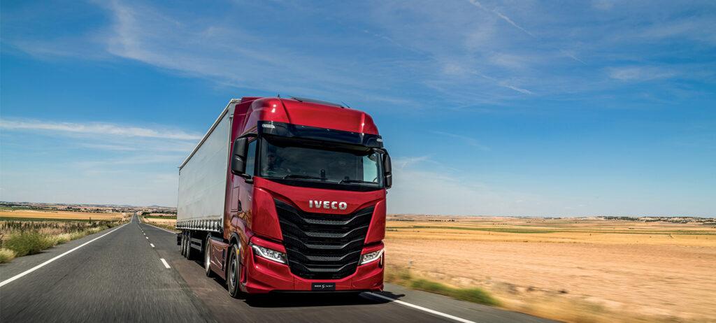 iveco autonomous trucks