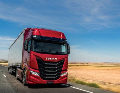 IVECO and Plus to Develop Autonomous Trucks