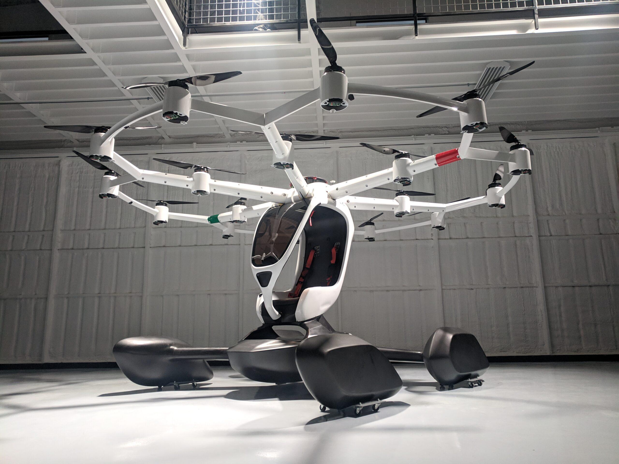 Hexa - a new type of aircraft