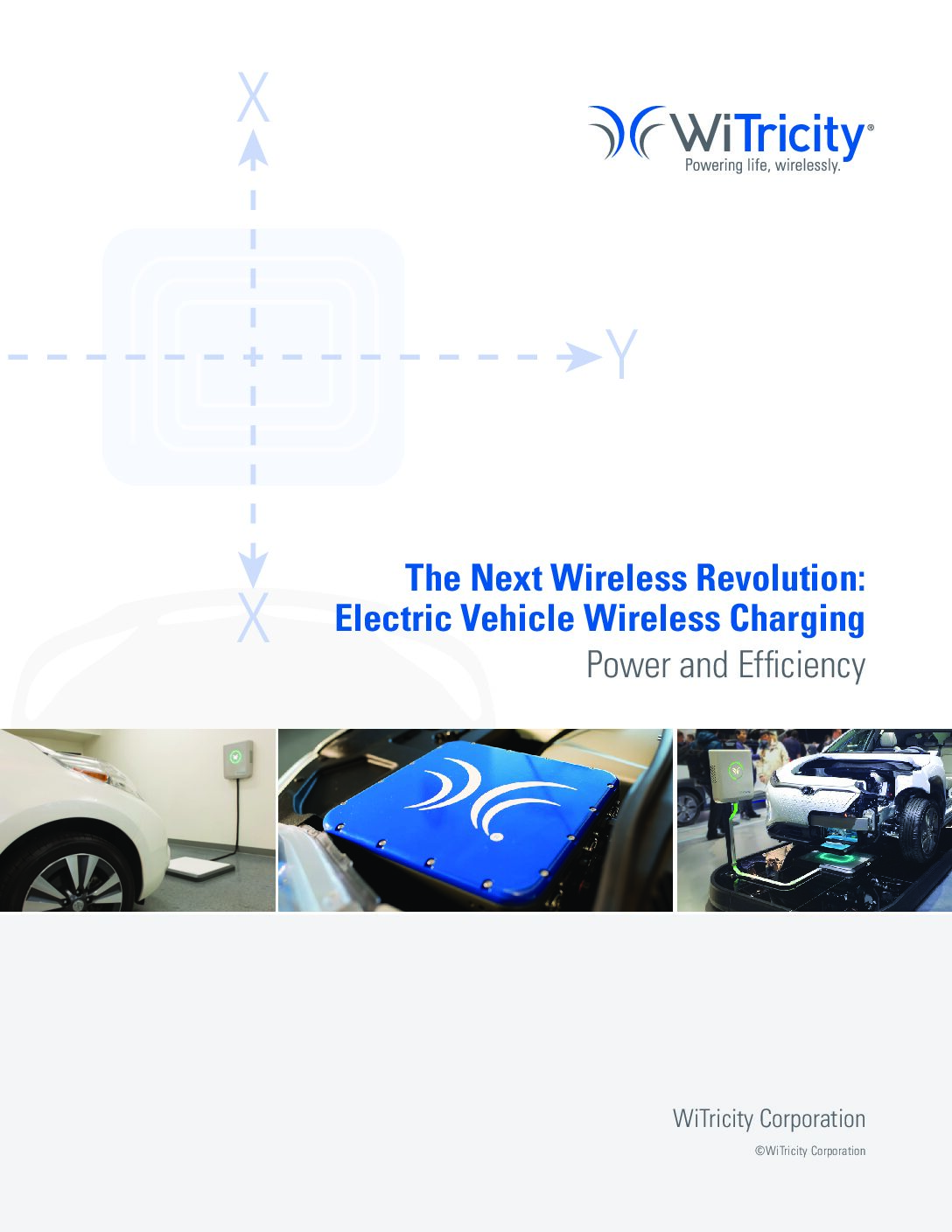 EV Wireless Charging: Power and Efficiency