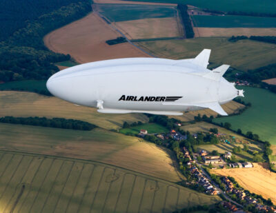 Hybrid Air Vehicles: Airlander's Mobility Cabin Concepts Revealed