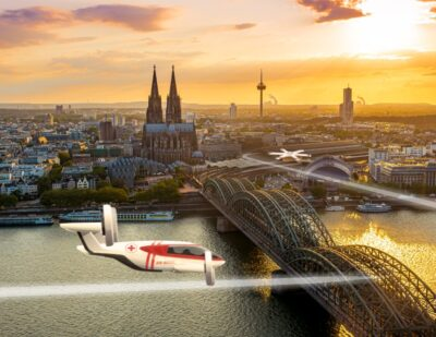 EASA Publishes Results of EU Study on Acceptance of Urban Air Mobility