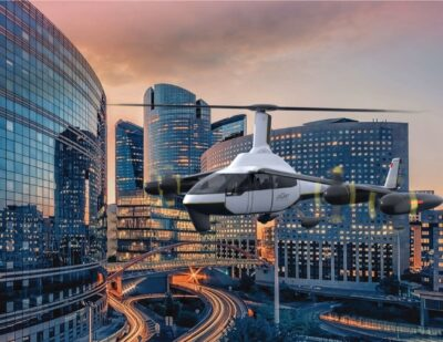 Jaunt Air Mobility Announces Operations in Canada