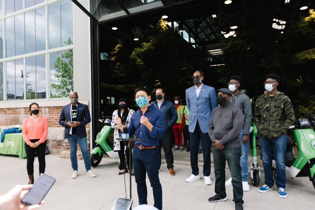 lime mopeds New York
